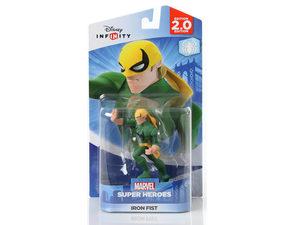 Marvel Iron Fist Disney Infinity 2.0 Figurine