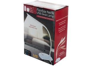 Flexible Neck USB Desk Lamp