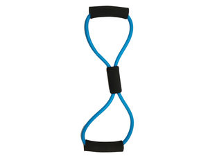 Resistance Band with Padded Grips