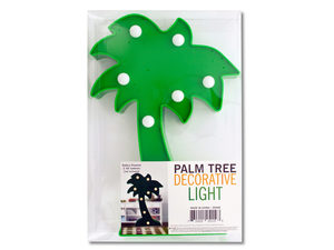 Palm Tree Decorative Light