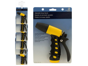 Adjustable Trigger Action Spray Nozzle