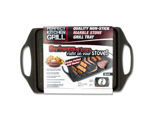 Wholesale: Perfect Kitchen Grill Marble Stone Grill Tray