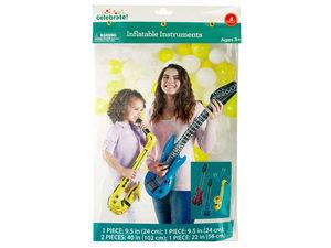 Wholesale: Inflatable Instruments Party Favors Set.