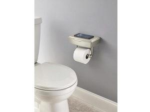 Wholesale: Delta Porter Brushed Nickel Toilet Paper Holder with Storage Box