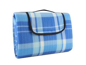 Waterproof Polar Fleece Foldable Outdoor Blanket