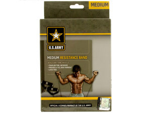 U.S. Army Medium Resistance Band