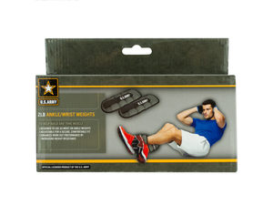 U.S. Army 2 Pound Ankle/Wrist Weights