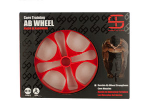 Shred & Tone Core Training Ab Wheel