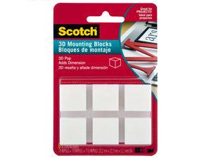 Wholesale: Scotch 3D Mounting Blocks