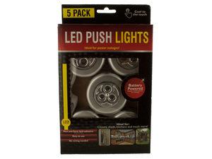 Wholesale: LED Push Lights