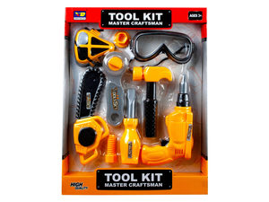 Wholesale: Assorted Construction Tools Play Set