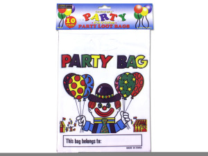 Wholesale: Carnival-Theme Loot Bags