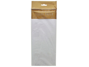Wholesale: White Tissue Paper