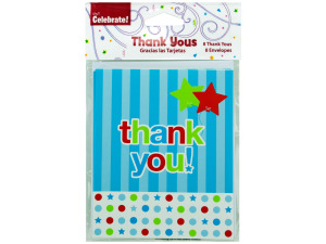 Wholesale: Thank You Cards