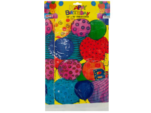 Wholesale: Party balloon tablecover
