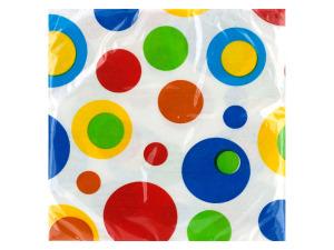 Wholesale: Celebration Bubbles Beverage Napkins