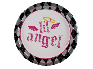 Wholesale: 8 pack first angel 6 3/4 inch plates