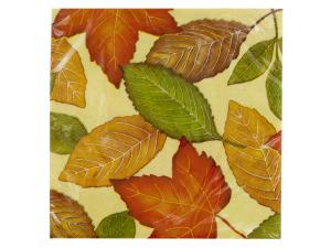 Wholesale: Leaf's Edge Napkins Set