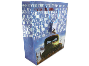 """Wholesale: """"Over the Hill"""" medium gift bag"""
