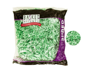 Wholesale: Mint Green Paper Gift Shred