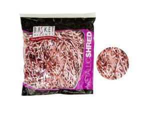 Wholesale: Large Pink Metallic Gift Shred