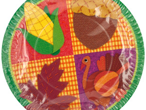 Wholesale: Small Thanksgiving Party Plates
