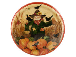 Wholesale: Fall Friends Dinner Plates Set
