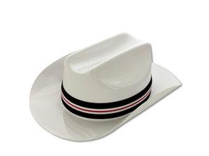 White Cowboy Costume Hat