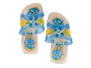 Children's Princess Crystal Slippers