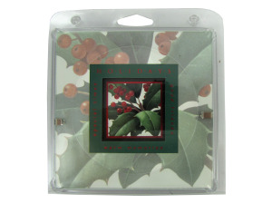 Wholesale: Holiday Holly Framed Print