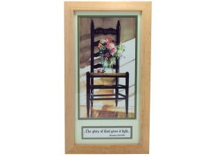 Wholesale: Christian Scripture Framed Art Decor