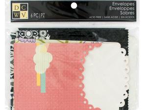 Wholesale: Designer Printed Craft Envelopes
