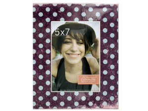 Distressed Polka Dots Photo Mat