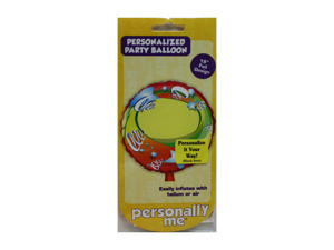 Wholesale: Large party balloon, can be personalized