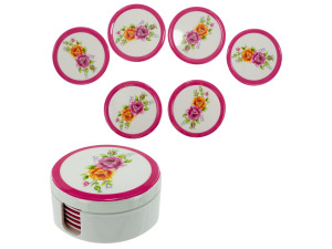 Melamine Coaster Set