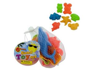 Wholesale: Toy Sand Molds Set