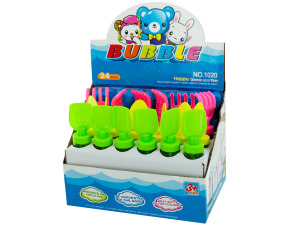 Wholesale: Small Sand Toy Bubble Maker Counter Top Display