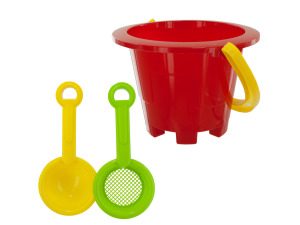 Wholesale: Beach Pail Fun Set