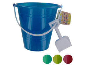 Wholesale: Glitter Sand Pail with Shovel