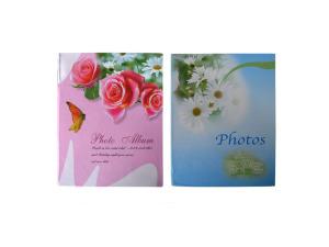 Wholesale: Floral cover photo album for 200 photos