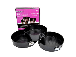 Wholesale: Springform pans, set of 3