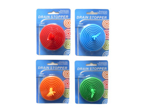 Drain stopper, assorted colors