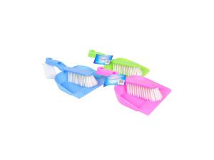 Wholesale: Brush and dustpan set