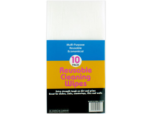 Wholesale: Reusable Multi-Purpose Cleaning Wipes