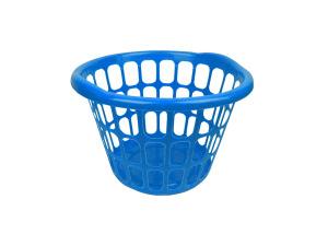 Wholesale: Round plastic laundry basket