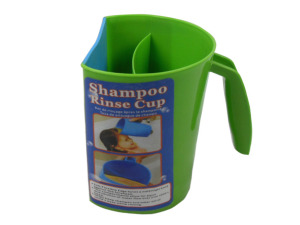 Wholesale: Shampoo rinse cup