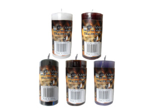Wholesale: Pillar candle, 15 hour
