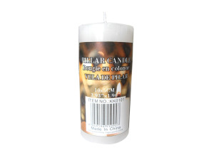 Wholesale: Pillar candle, up to 48 hours