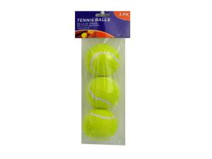 Wholesale: Tennis balls, pack of 3