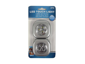 Wholesale: Touch light, 2 pack